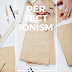 PERFECTIONISM – WHERE TO DRAW THE LINE