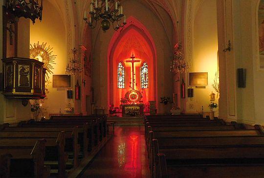 Kościół pw. św. Stanisława Biskupa Męczennika w Rymanowie-Zdroju.