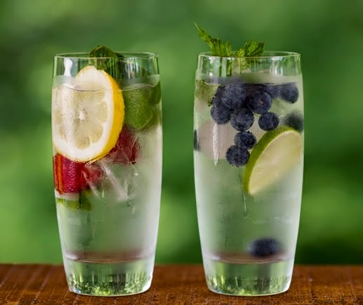 Drinking Water before food reduces Calorie intake