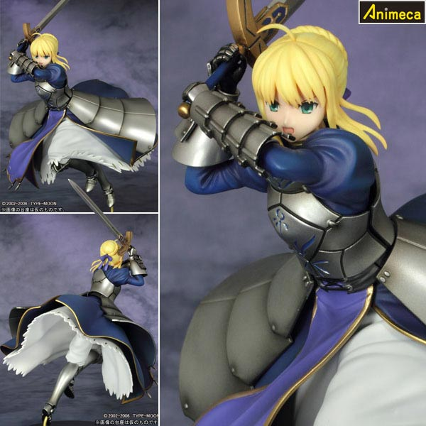 FIGURA SABER Edición Griffon Enterprises Fate/stay night