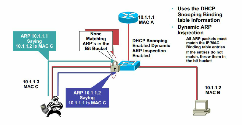 Dynamic ARP Inspection - Networks Baseline Private Limited