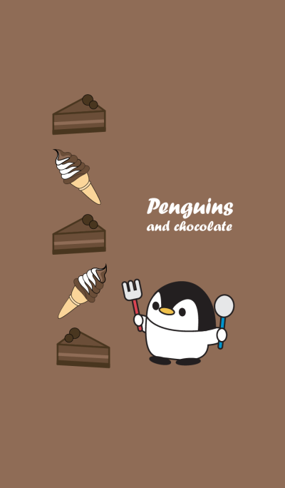 Penguins & Chocolate