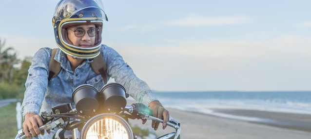 Tips Memlih Helm Untuk Touring