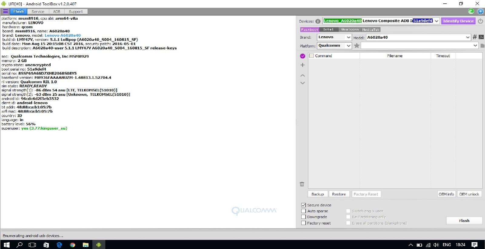 Sm J250f Qcn File