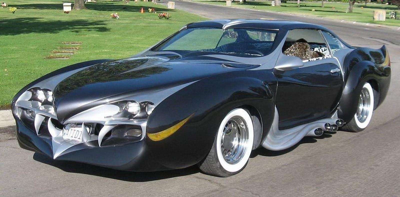 This  250 000 Camaro Looks Like It Belongs To A Cartoonish