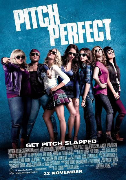 PITCH PERFECT (2012) movie review by Kinudang Bagaskoro