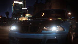 BMW NFS Payback Wallpaper