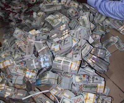 Ikoyi cash's whistleblower now a millionaire – EFCC