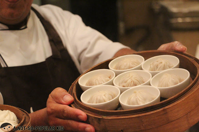 Wagyu Xiao Long Bao of Heat Buffet EDSA