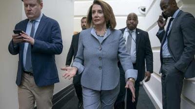 """Nancy Pelosi: Joe Biden no está """"descalificado para ser presidente"""""""
