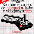 Retrobytes Córdoba 2017 - Reunión de usuarios de informática clásica y videojuegos retro