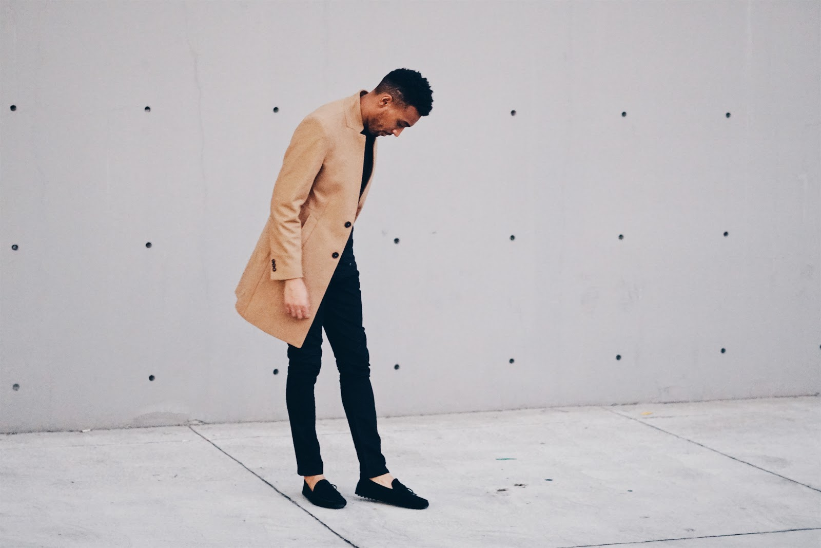 mens fashion camel coat mens style how to style a camel coat