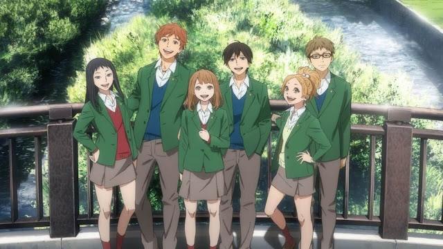 Rekomendasi Anime Movie Yang Dapat Membuatmu Baper (Update)