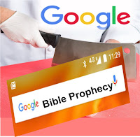 Google Butchers Bible Prophecy and Bible Prophecy News