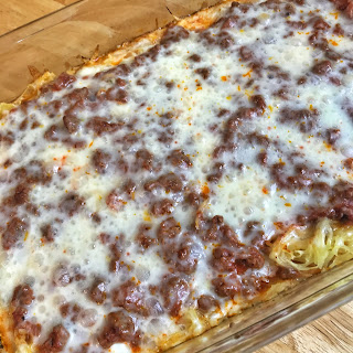 spaghetti squash casserole, spaghetti squash, recipe, low carb, lchf, keto, ketogenic, ketosis, jaime messina, low carb pasta, keto dinner, italian