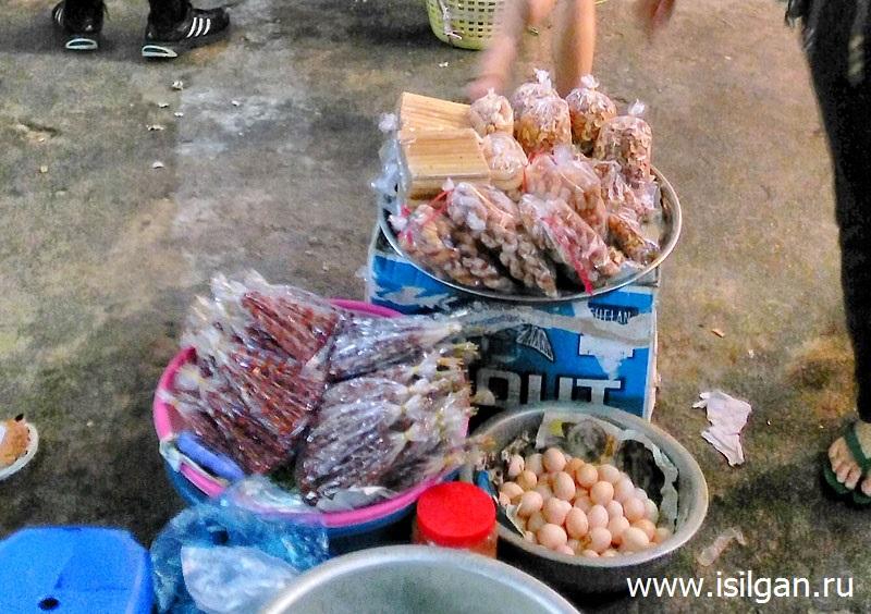 Рынок. Сиануквиль. Камбоджа.