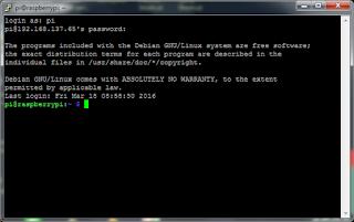Cara Mengoperasikan Raspberry Pi Menggunakan Laptop