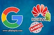 Google suspend Huawei Android services