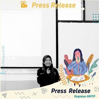 Press Release:  PKM Talkshow 2018