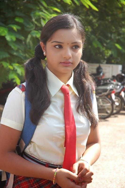 Indian School Girls Hot Photos-3975
