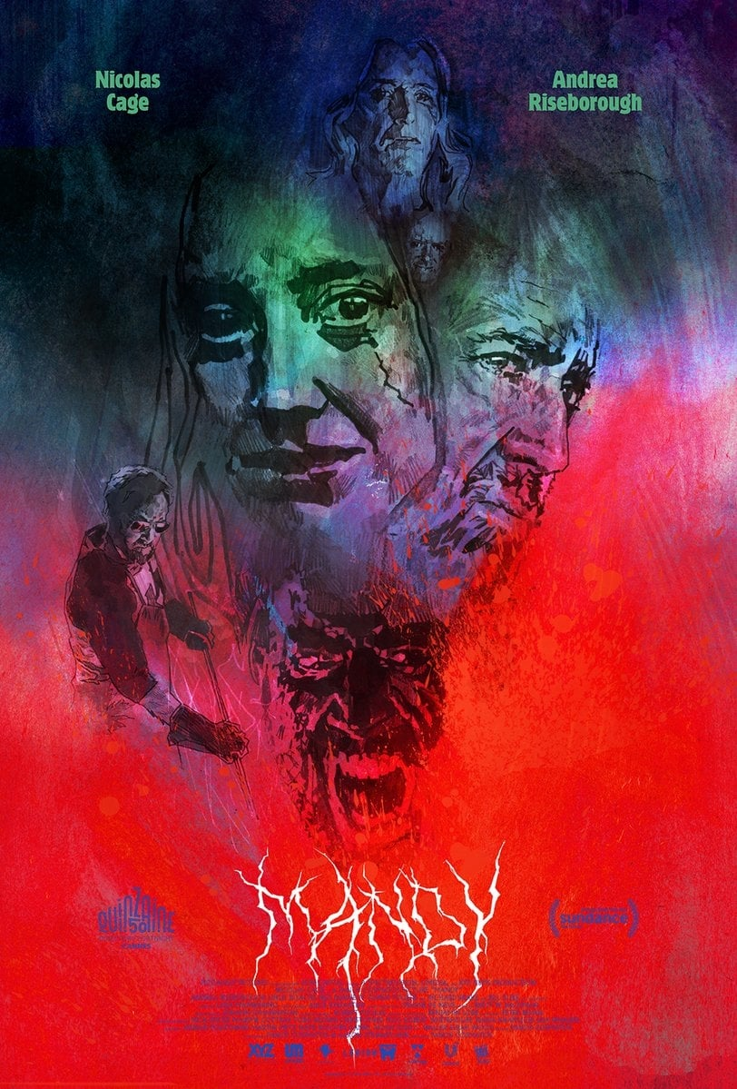 S Horror Movie Rainbnow