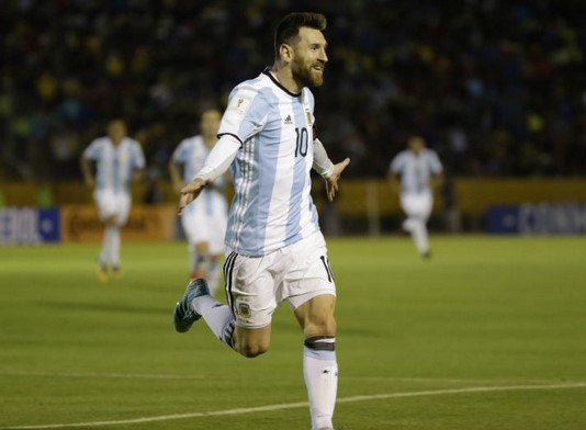 Argentina heads for World Cup