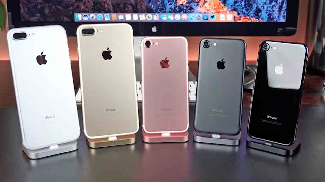 4 Fitur Terbaru iPhone 7 Yang Tidak Ada Di iPhone 6