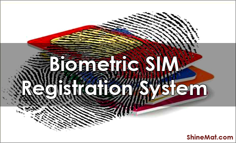 SIM card biometric registration status check in bangladesh