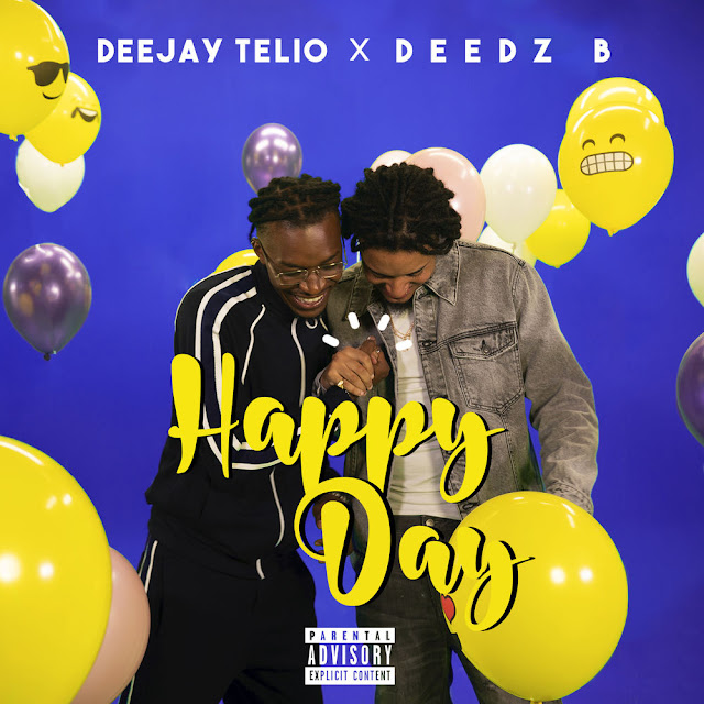 Deejay Telio & Deedz B - Happy Day EP