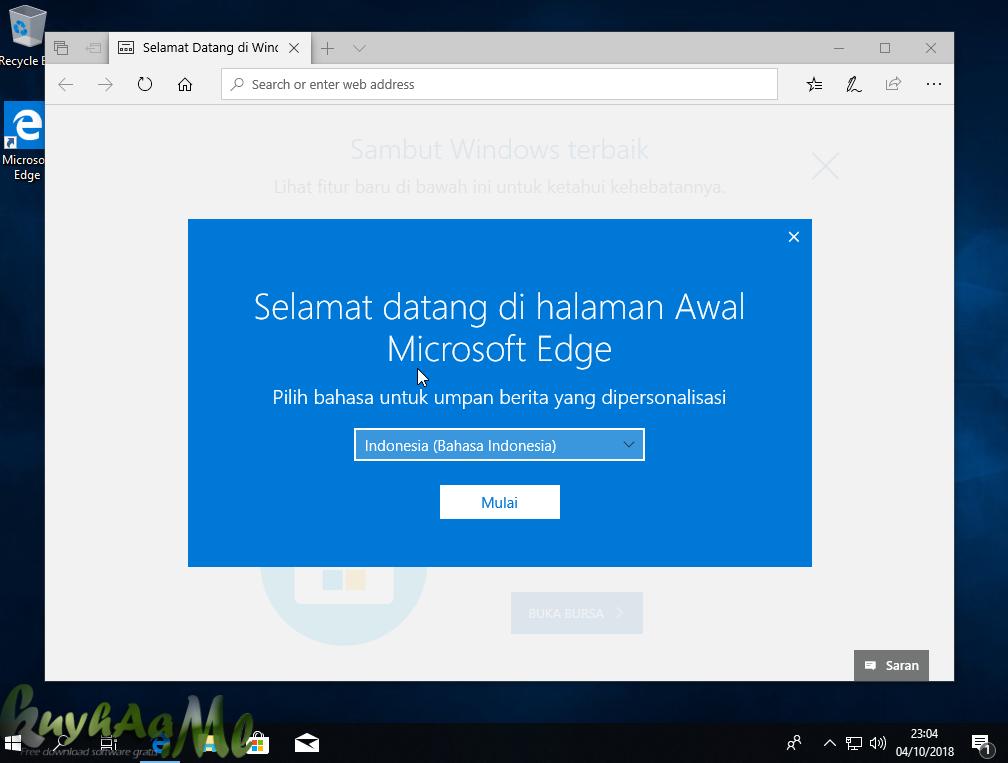 Microsoft Windows 10 Consumer Editions 1809 MSDN kuyhaa