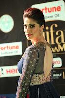 Raai Laxmi in Beautiful Backless Designer Anarkali Gown at IIFA Utsavam Awards 2017  Day 2  Exclusive 33.JPG