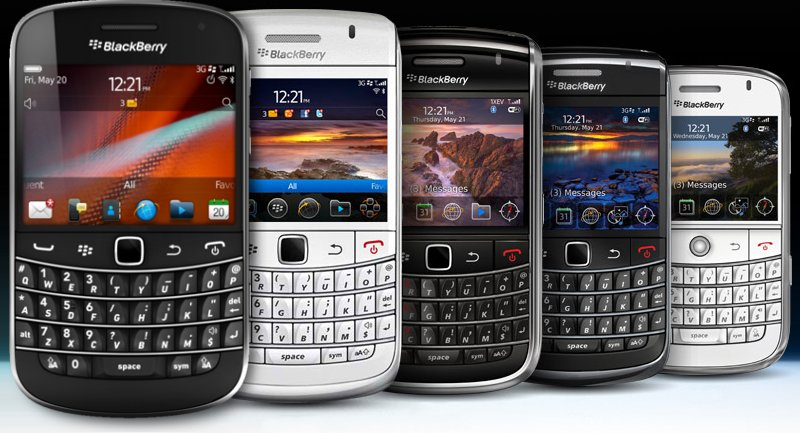 Fashion And You Online: Blackberry Online Mobile Store
