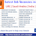 Latest Job Vacancies in AlMansoori - UAE | Saudi Arabia | India | Kuwait | Iraq