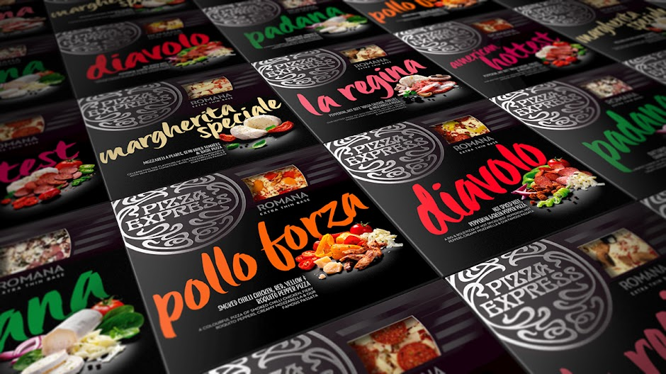 pizzaexpress at home on packaging of the world creative package design gallery. Black Bedroom Furniture Sets. Home Design Ideas