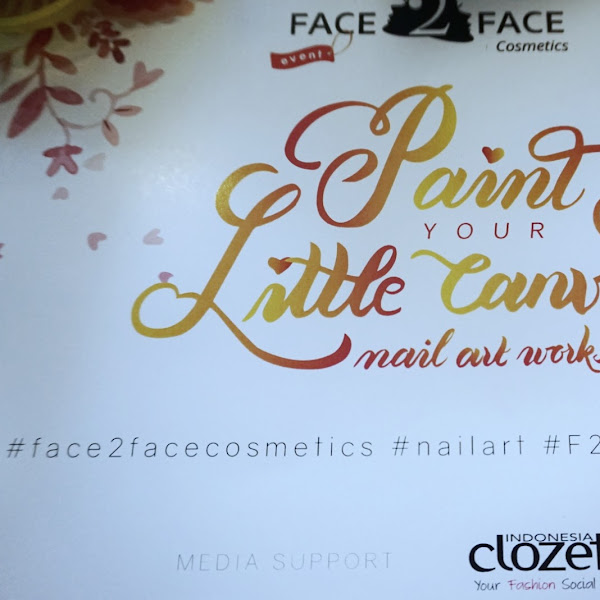 Paint Your Little Canvas Nail Art Workshop With Face2Face Cosmetics