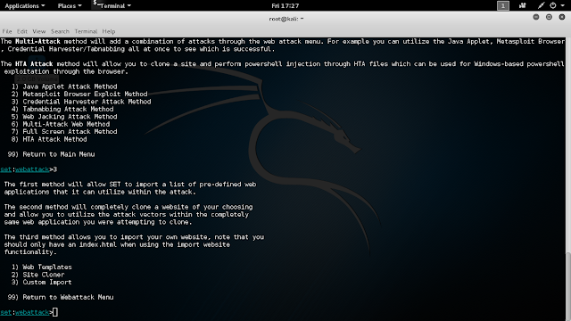 how to change password in kali linux