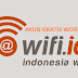 Akun WIFI.ID Juli 2017 Gratis Work 100%
