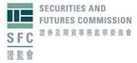 Logo SFC - Regulator broker forex Hong Kong