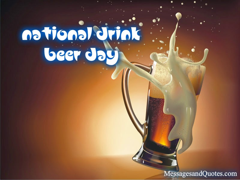 National Beer Day Messages