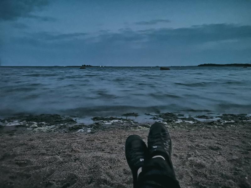 Helsinki, visithelsinki, Suomi Finland, experience finland, Lauttasaari. ilta, kesä, elokuu, Visualaddict, valokuvaaja Frida Steiner, Huawei p20 PRO, yökuvaus