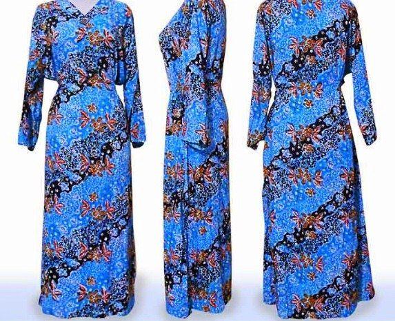 Daster Baju Batik Pekalongan Model Terbaru