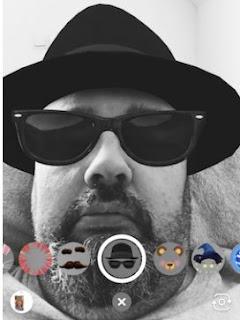 messenger photo filter