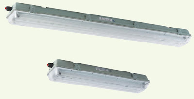 jual lampu explosionproof sertifikat ATEX zone 2