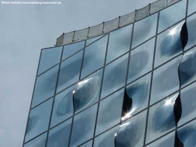 Elbphilharmonie Hamburg Fenster Details