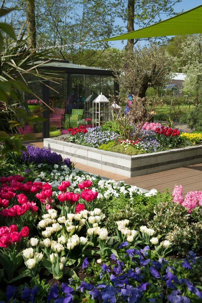 Keukenhof 2016 guia de jardin for Guia jardin noble 2016