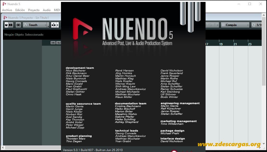 Nuendo 5 Full Español