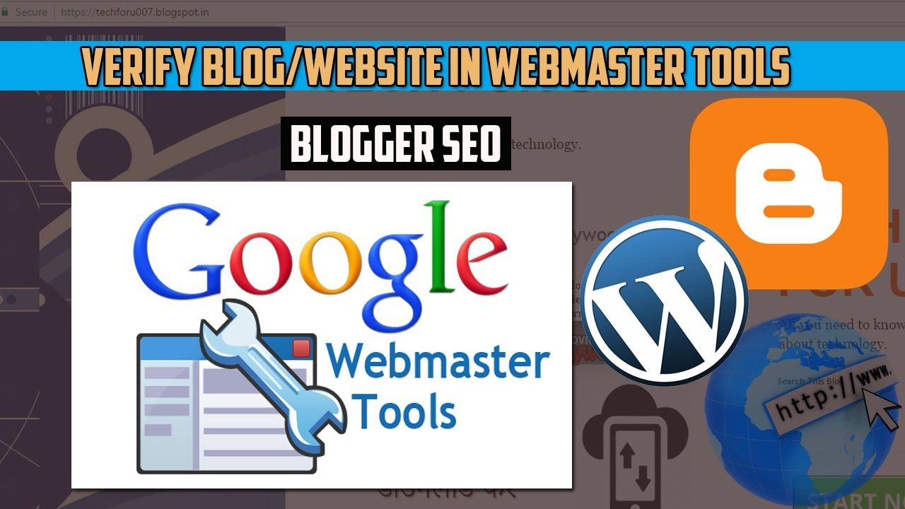 bismiya seo analyst kochi webmaster tools and ownership of sites