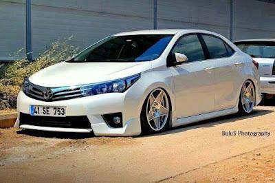 Toyota Corolla Altis Ceper
