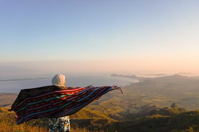 Jelajah Sumbawa Salam dari Bukit Mantar (4) - jurnaland.com