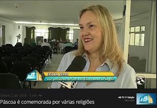 Páscoa comemorada por diversas religiões - ABTV